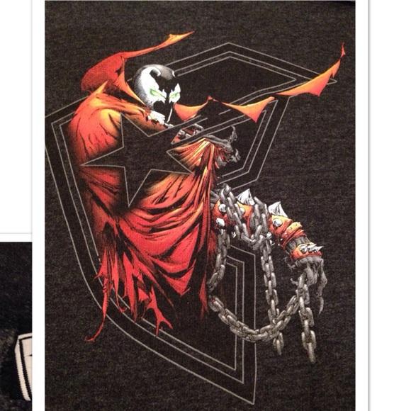 famous stars straps shirts 1 rare spawn x famous stars straps